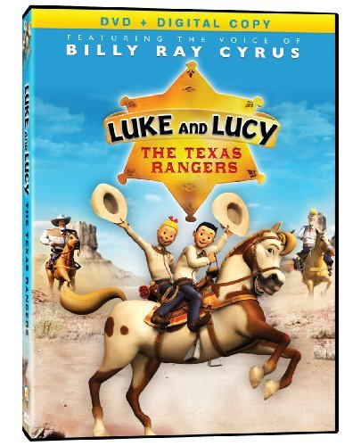 Luke & Lucy & The Texas Ranger Luke & Lucy & The Texas Ranger Ws Pg Incl. Digital Copy