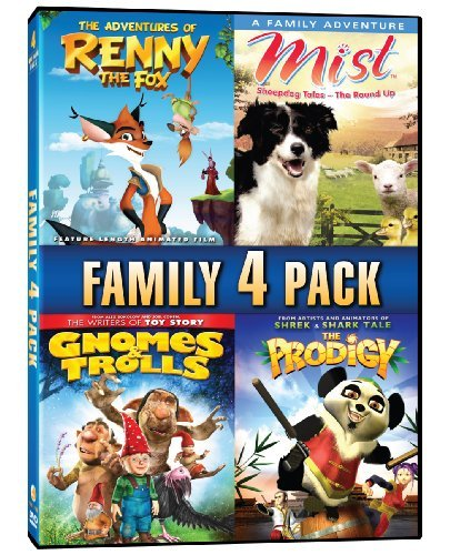 Family 4 Pack Vol. 1 Family 4 Pack Ws Pg