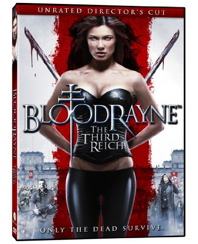 Bloodrayne Thethird Reich Malthe Howard Pare Directors Cut Ur Incl. Digital Copy