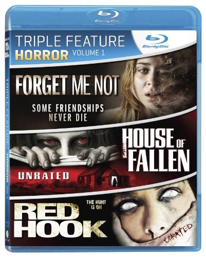 Horror Triple Feature Vol. 1 Ws Blu Ray Nr