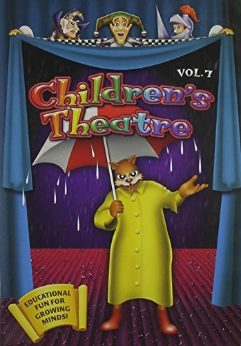 Childrens Theater Vol. 7 Animal Alphabet Clr Chnr