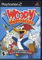 Ps2 Woody Woodpecker E