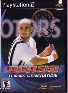 Ps2 Agassi Tennis
