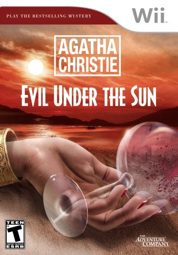 Wii Agatha Christie Evil Under The Sun