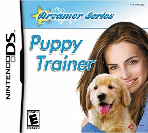 Nintendo Ds Dreamer Series Puppy Trainer