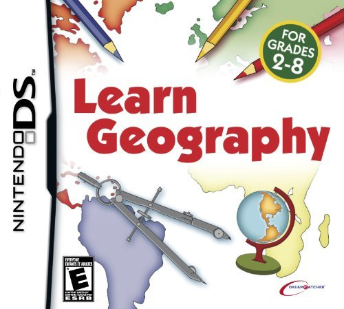 Nintendo Ds Learn Geography