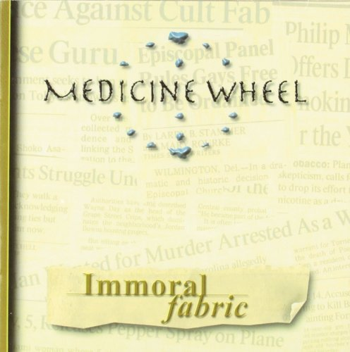 Medicine Wheel Immoral Fabric