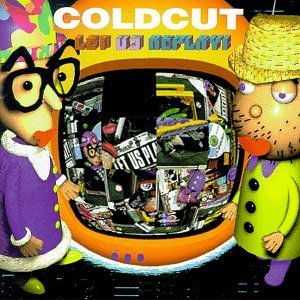 Coldcut Let Us Replay 2 CD