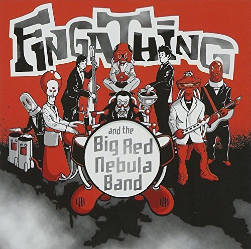 Fingathing Big Red Nebula Band 2 CD