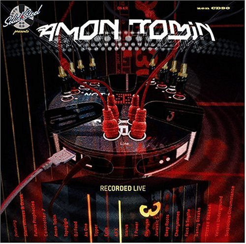 Amon Tobin Recorded Live Solid Steel Pres