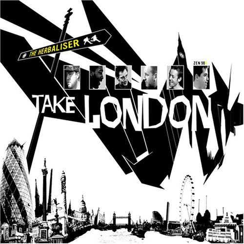 Herbaliser Take London Special Ed. 2 CD