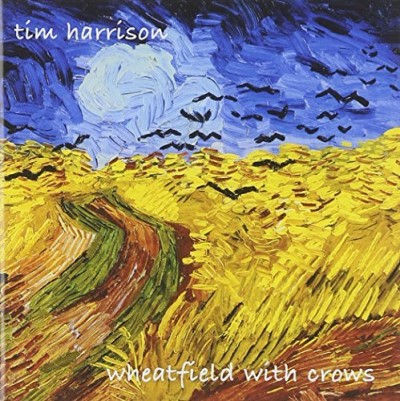 Tim Harrison Wheatfield With Crows