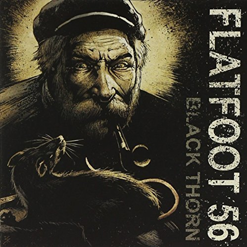 Flatfoot 56 Black Thorn Import Can