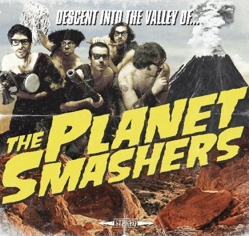 Planet Smashers Descent Into The Valley Of