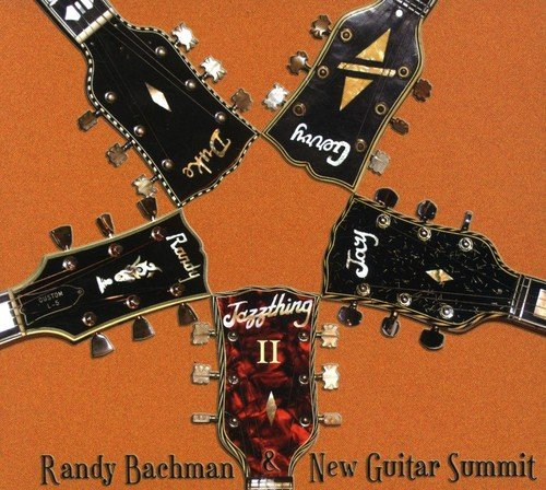 Randy Bachman Jazz Thing 2 Import Can