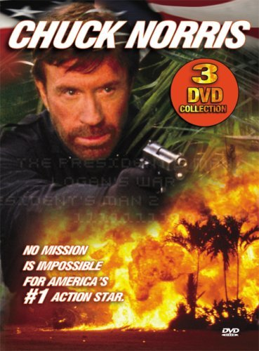Chuck Norris Collection Norris Chuck Clr Nr 3 DVD