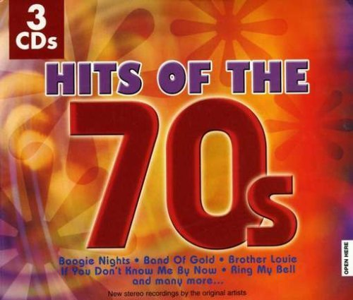 Hits Of The 70's Hits Of The 70's 3 CD Set