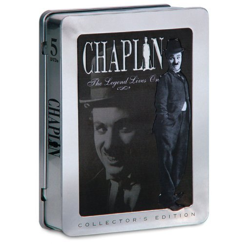 Chaplin Legend Lives On Chaplin Charlie Nr 5 DVD