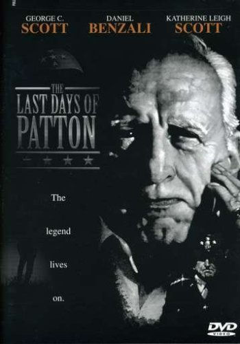Last Days Of Patton Scott Benzali Scott Clr Pg