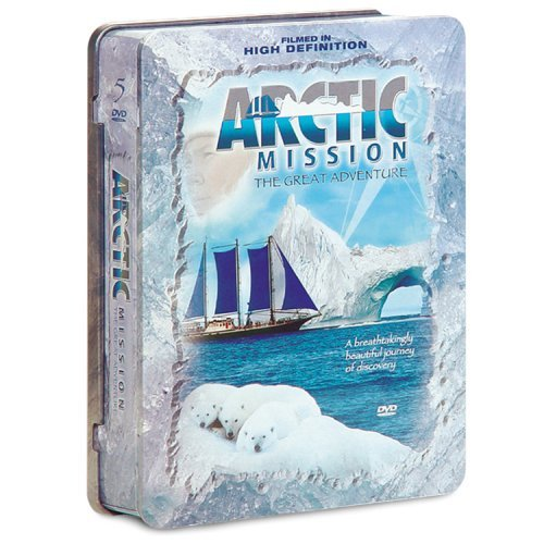 Arctic Mission Great Adventure Arctic Mission Great Adventure Nr 5 DVD