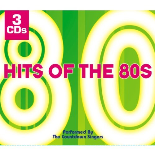 Countdown Singers Hits Of The 80's 3 CD Set