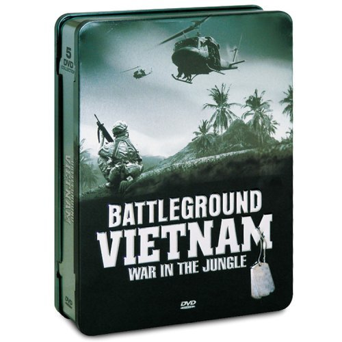 Battleground Vietnam War In Th Battleground Vietnam War In Th Nr 5 DVD