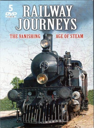 Railway Journies Vanishing Age Railway Journies Vanishing Age Nr 5 DVD