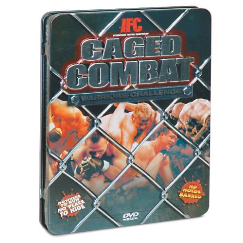 Caged Combat Warriors Challeng Caged Combat Warriors Challeng Clr Nr 3 DVD