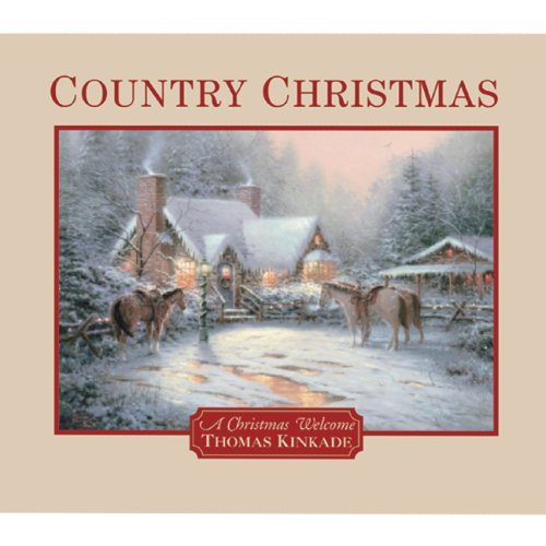 Thomas Kinkade Country Christmas