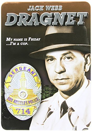 Dragnet Collector's Tin DVD