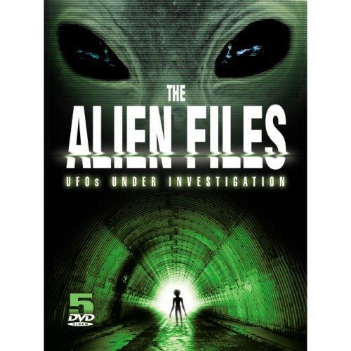 Alien Files Ufos Under Investi Alien Files Ufos Under Investi Clr Nr