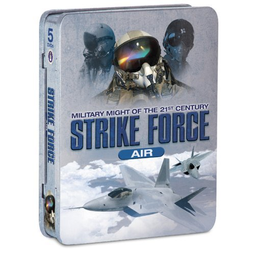 Strike Force Air Strike Force Air Coll. Tin Nr 5 DVD