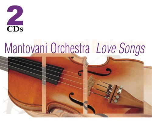 Mantovani Orchestra Mantovani Orchestra Love Songs 2 CD Set Digipak