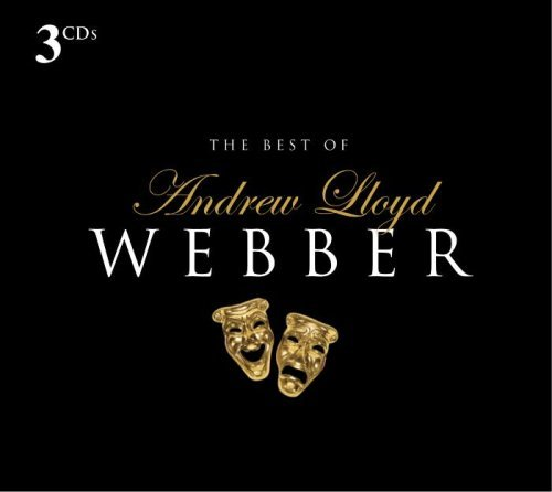 Orlando Pops Orchestra Best Of Andrew Lloyd Webber 3 CD Set Digipak
