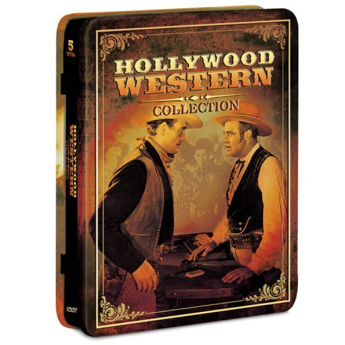 Collector's Tin Hollywood Western Collection Nr 5 DVD