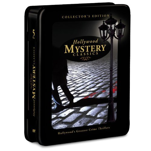 Hollywood Mystery Classics Hollywood Mystery Classics Coll. Tin Nr 5 DVD