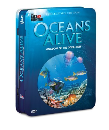 Oceans Alive Oceans Alive Coll. Tin Nr 5 DVD