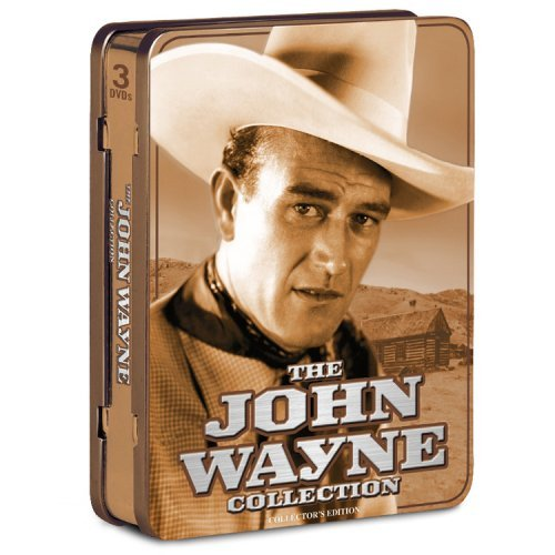 John Wayne Collection Wayne John Coll. Tin Nr 3 DVD