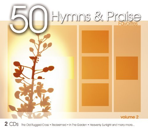 50 Hymns & Praise Favorites Vol. 2 50 Hymns & Praise Favor 2 CD Set