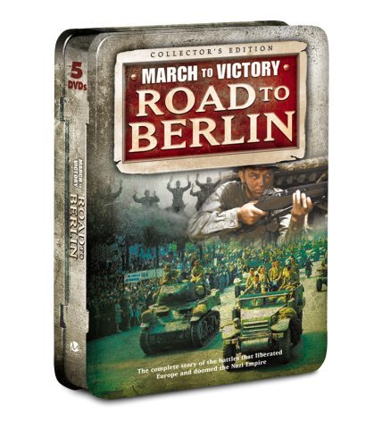 Road To Berlin March To Victory Coll. Tin Nr 5 DVD
