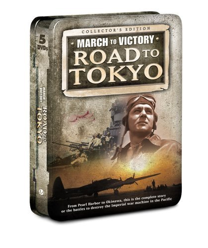 Road To Tokyo March To Victory Coll. Tin Nr 5 DVD