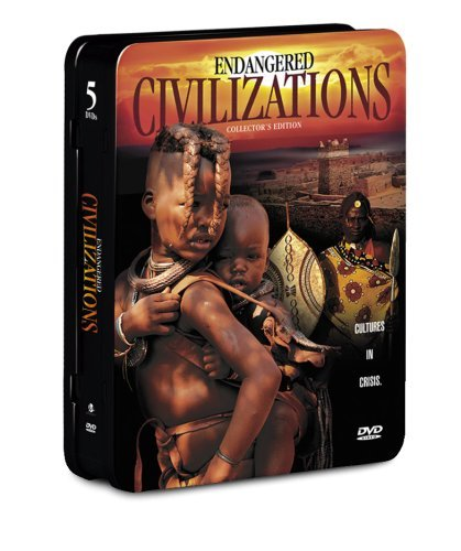 Endangered Civilization Endangered Civilization Nr 5 DVD