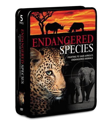 Endangered Species Endangered Species Nr 5 DVD