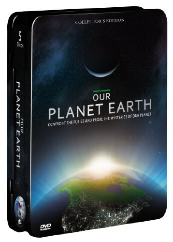 Our Planet Earth Our Planet Earth Coll. Tin Nr 5 DVD