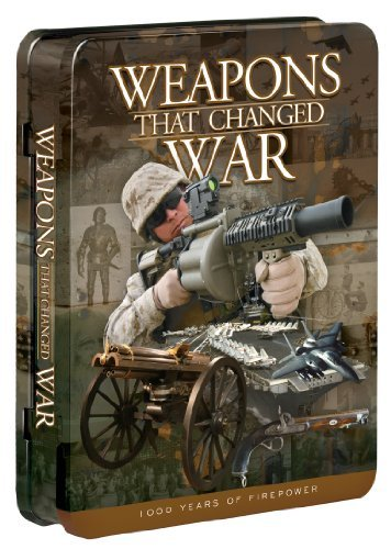 Weapons That Changed War Weapons That Changed War Coll. Tin Nr 5 DVD