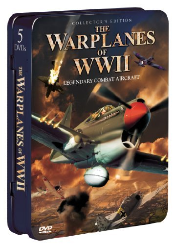 Warplanes Of Ww2 Warplanes Of Ww2 Coll. Tin Nr 5 DVD