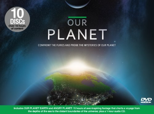 Our Planet Our Planet Nr 9 DVD Incl. CD