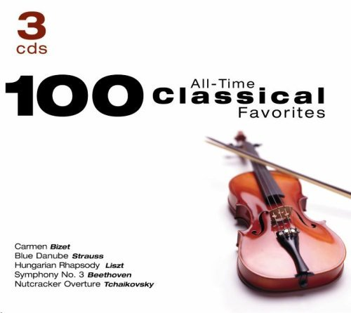 100 All Time Classical Favorit 100 All Time Classical Favorit 3 CD Set Digipak