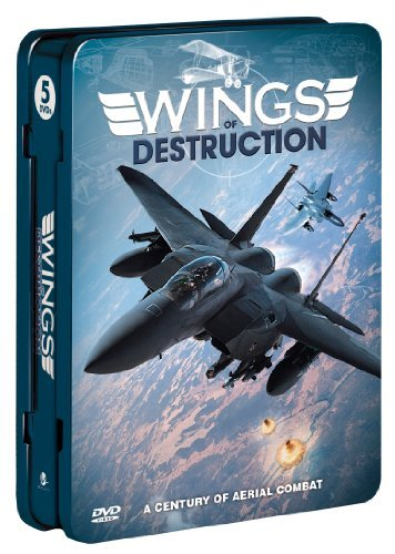Wings Of Destruction Wings Of Destruction Tin Nr 5 DVD