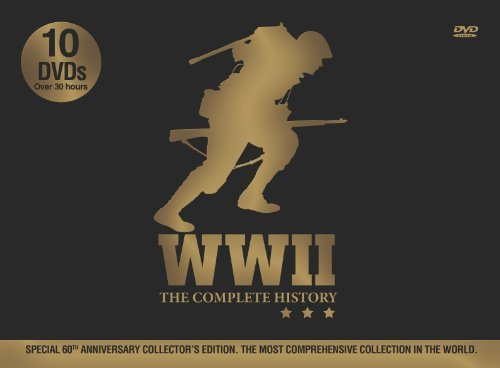 Ww2 The Complete History Ww2 The Complete History Bw Nr 10 DVD